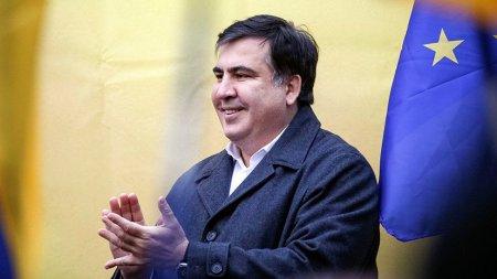 Саакашвили сравнил себя с гетьманом: Мазепой я быть не могу