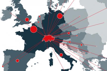 Сытник перечислил любимые страны украинских коррупционеров