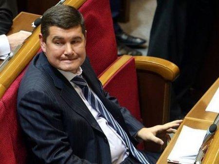 Беглого нардепа Онищенко зовут в Украину на суд