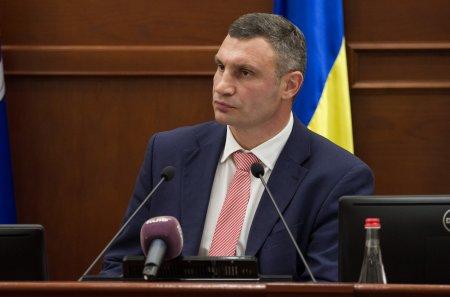 Рейтинг команды Кличко в Киевсовете снизился почти втрое