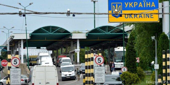 Ко Дню независимости Украина решила усилить контроль на границе