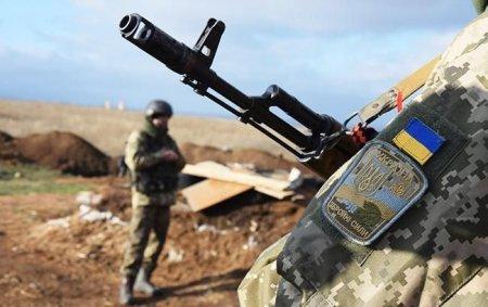 Зона ООС: вражеские силы снова нарушают режим тишины