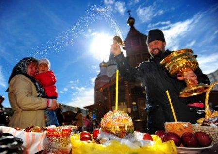 На Пасху богослужения будут проводить онлайн