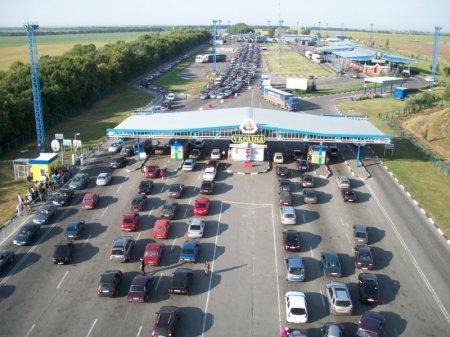 Более 6 тысяч украинцев пересекли границу за сутки