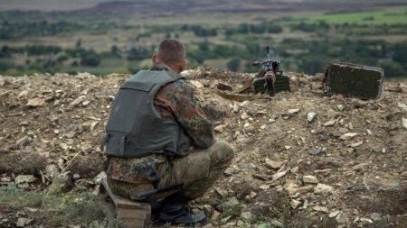 На Донбассе ранен военный