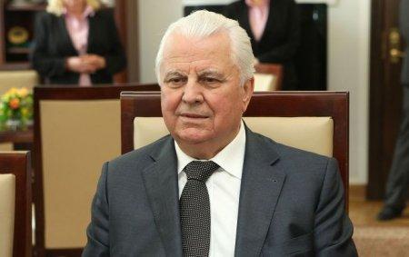 Зеленский назначил Кравчука главой украинской делегации в Минске