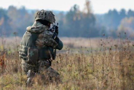 В течение суток боевики 4 раза обстреляли украинские позиции