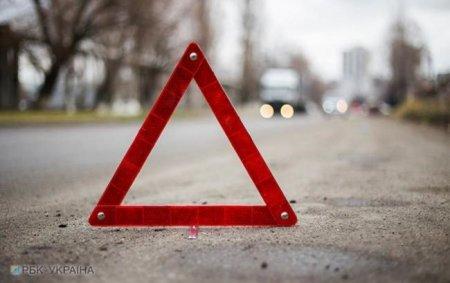 На трассе Киев-Одесса столкнулись две фуры, есть погибшие