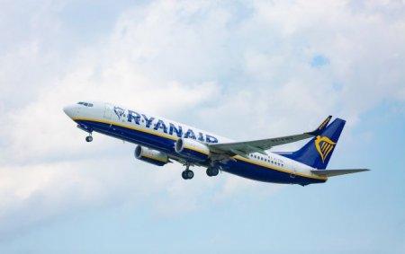 Ryanair с октября увеличит число рейсов Киев-Берлин
