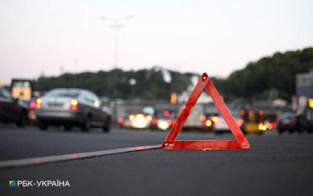 ДТП под Киевом: полиция задержала водителя
