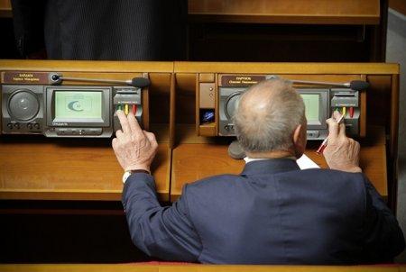 В Раде планируют усилить ответственность за кнопкодавство