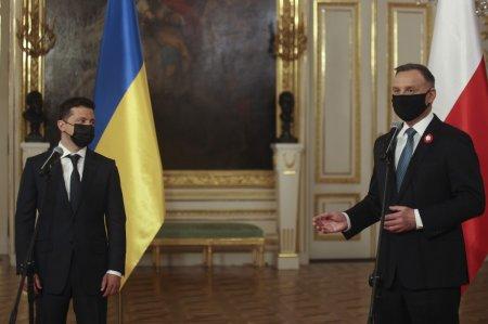 Польша поддерживает Украину и украинский народ, - Зеленский