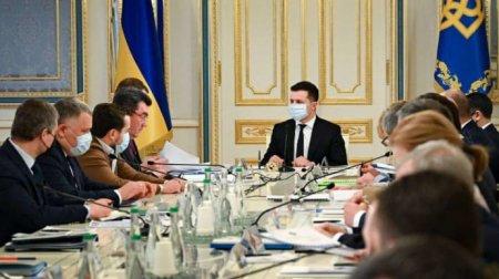 Санкции против Фирташа, Фукса - состоялось заседание СНБО